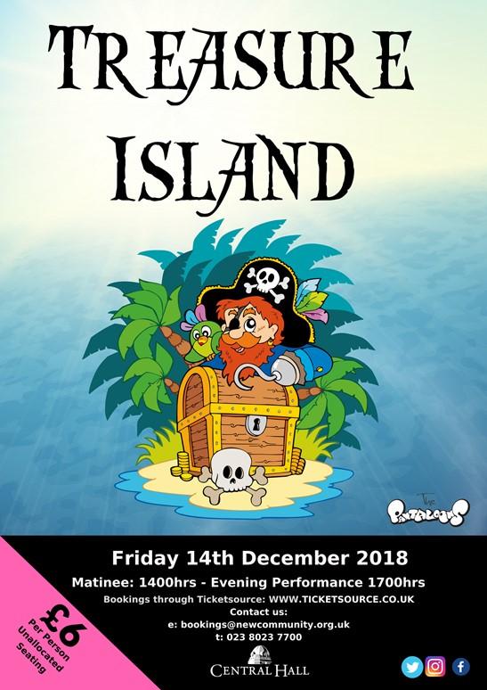 Treasure Island – Evening Performance