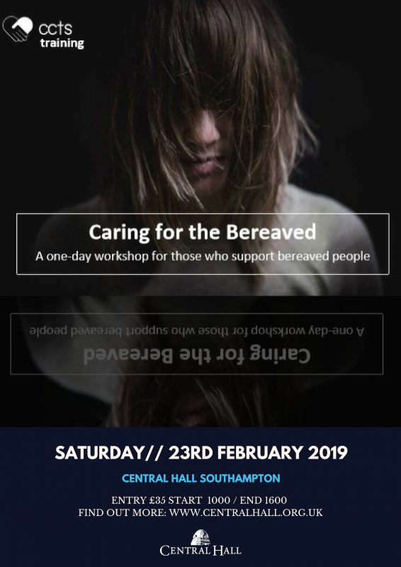 Caring for the Bereaved Workshop