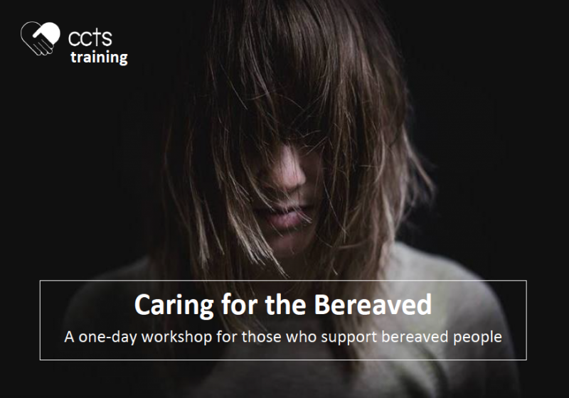 CCTS Bereavement Workshop