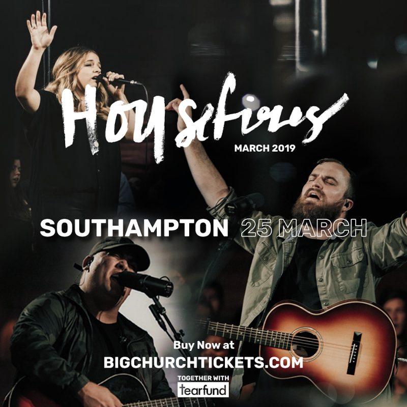 Housefires UK Spring Tour
