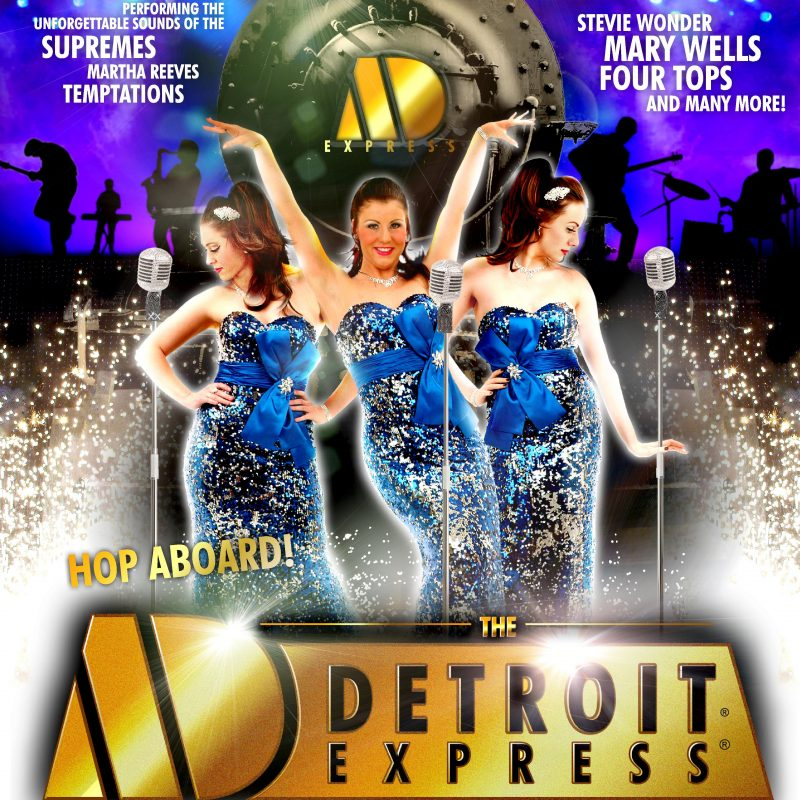Detroit Express and Motown Show