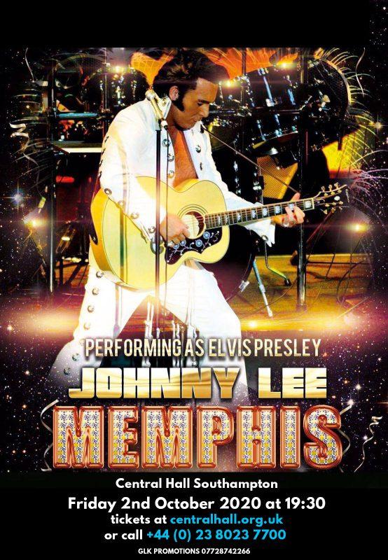 Absolute Elvis – Johnny Lee Memphis