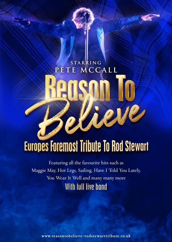Reason to Believe – Tribute to Rod Stewart