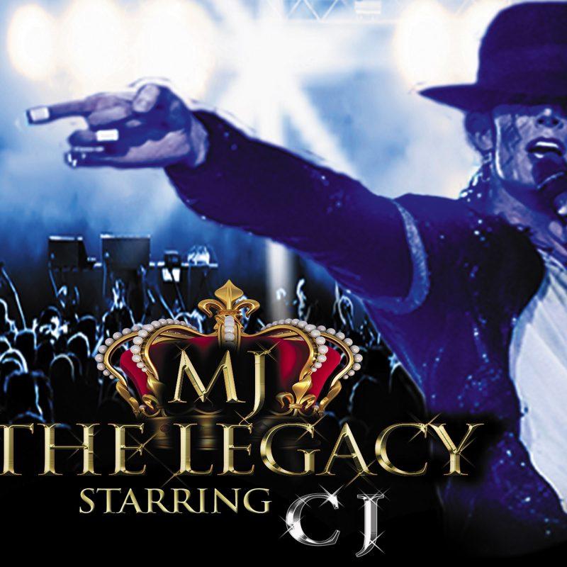 MJ The Legacy Starring CJ