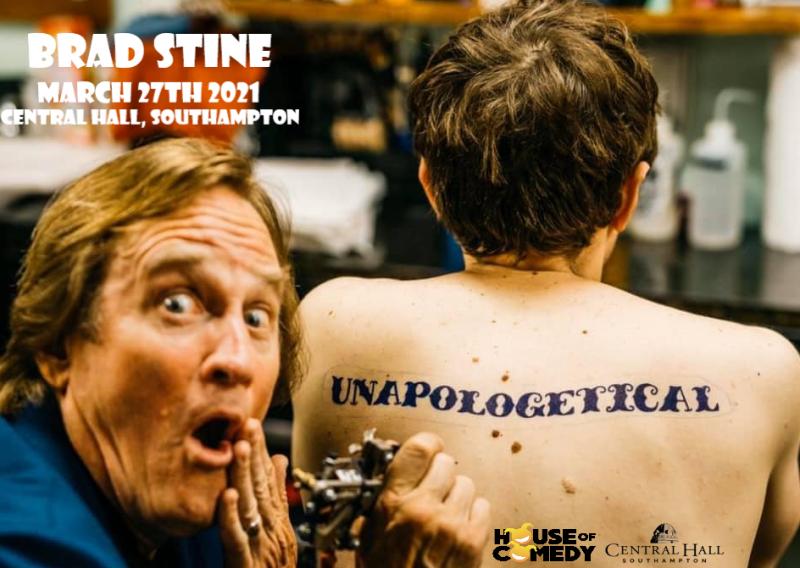 Brad Stine – The Unapologetical Tour